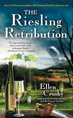 Riesling Retribution af Ellen Crosby