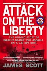 Attack on the Liberty af James Scott
