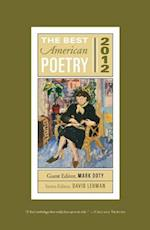 The Best American Poetry 2012 af David Lehman