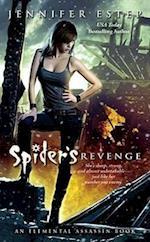 Spider's Revenge af Jennifer Estep