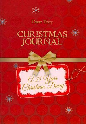 Bog, paperback Christmas Journal af Diane Terry
