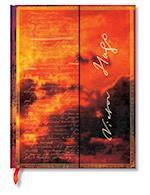 Victor Hugo, Lesmisérables Ultra Unlined Notebook af Hartely and Marks