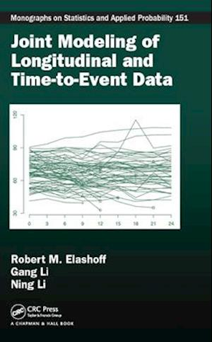 Joint Modeling of Longitudinal and Time-to-Event Data af Gang Li, Robert Elashoff, Ning Li