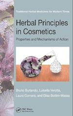Herbal Principles in Cosmetics (Traditional Herbal Medicines for Modern Times, nr. 8)