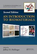 An Introduction to Biomaterials (Biomedical Engineering, nr. 12)
