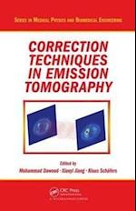 Correction Techniques in Emission Tomography (Series in Medical Physics and Biomedical Engineering, nr. 22)