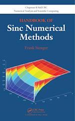 Handbook of Sinc Numerical Methods (Chapman & Hall/crc Numerical Analysis and Scientific Computing Series)