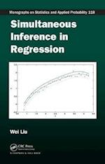 Simultaneous Inference in Regression (Chapman & Hall/CRC Monographs on Statistics & Applied Probability, nr. 118)
