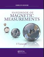 Handbook of Magnetic Measurements (Series in Sensors, nr. 4)