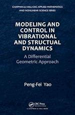 Modeling and Control in Vibrational and Structural Dynamics (Chapman & Hall/CRC Applied Mathematics & Nonlinear Science, nr. 22)