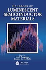 Handbook of Luminescent Semiconductor Materials