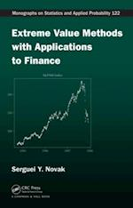Extreme Value Methods with Applications to Finance (Chapman & Hall/CRC Monographs on Statistics & Applied Probability)