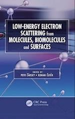 Low-Energy Electron Scattering from Molecules, Biomolecules and Surfaces