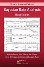 Bayesian Data Analysis, Third Edition (Chapman & Hall/Crc Texts in Statistical Science, nr. 106)