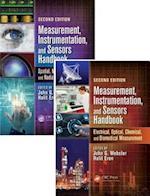 Measurement, Instrumentation, and Sensors Handbook (ELECTRICAL ENGINEERING HANDBOOK)