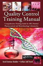 Quality Control Training Manual