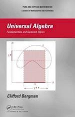 Universal Algebra (Chapman & Hall Pure and Applied Mathematics, nr. 301)