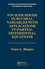 Fourier Series in Several Variables with Applications to Partial Differential Equations (Chapman & Hall/CRC Applied Mathematics & Nonlinear Science, nr. 21)