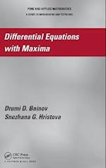 Differential Equations with Maxima (Chapman & Hall/CRC Pure and Applied Mathematics, nr. 298)