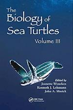 The Biology of Sea Turtles, Volume III (Marine Biology, nr. 14)