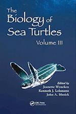 The Biology of Sea Turtles (Marine Biology, nr. 3)