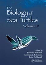 Biology of Sea Turtles, Volume III (CRC Marine Biology Series)