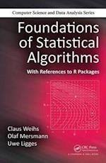 Foundations of Statistical Algorithms (Chapman & Hall/CRC  Computer Science & Data Analysis, nr. 20)