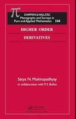 Higher Order Derivatives (Monographs and Surveys in Pure and Applied Mathematics, nr. 144)