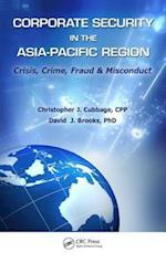 Corporate Security in the Asia-Pacific Region