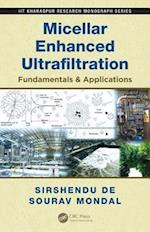 Micellar Enhanced Ultrafiltration
