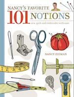 Nancy's Favorite 101 Notions af Nancy Zieman