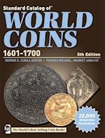 Standard Catalog of World Coins 1601-1700 (Standard Catalog)