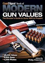 Gun Digest Book of Modern Gun Values af Phillip Peterson