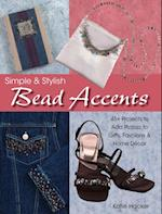 Simple & Stylish Bead Accents af Katie Hacker