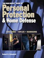 Gun Digest Book Personal Protection & Home Defense af Robert K Campbell