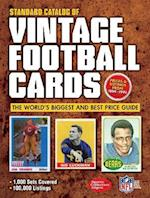 Standard Catalog of Vintage Football Cards (Standard Catalog of Vintage Football Cards)