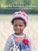 Quick & Simple Knits for Babies & Children