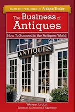 The Business of Antiques af Wayne Jordan