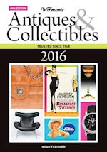 Warman's Antiques & Collectibles 2016 Price Guide (Warmans)
