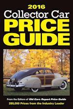 2016 Collector Car Price Guide (Collector Car Price Guide)