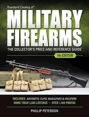 Bog, paperback Standard Catalog of Military Firearms af Phillip Peterson