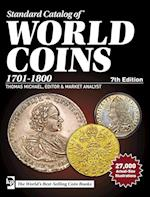 Standard Catalog of World Coins, 1701-1800 (Standard Catalog)