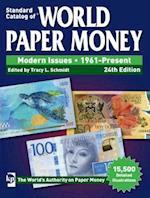 Standard Catalog of World Paper Money 2019 (Standard Catalog of World Paper Money  Modern Issues)