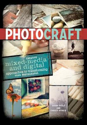 Bog paperback Photo Craft af Susan Tuttle