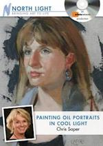 Painting Oil Portraits in Cool Light