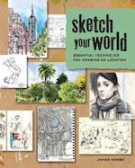 Sketch Your World af James Hobbs