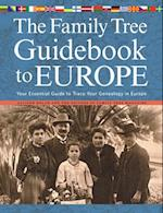 The Family Tree Guidebook to Europe af Allison Dolan