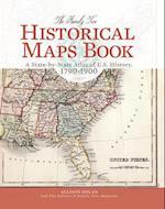 The Family Tree Historical Maps Book af Allison Dolan