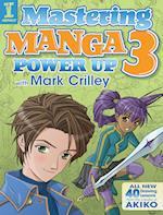 Mastering Manga 3 af Mark Crilley