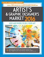 2016 Artist's & Graphic Designer's Market (Market, nr. 2016)